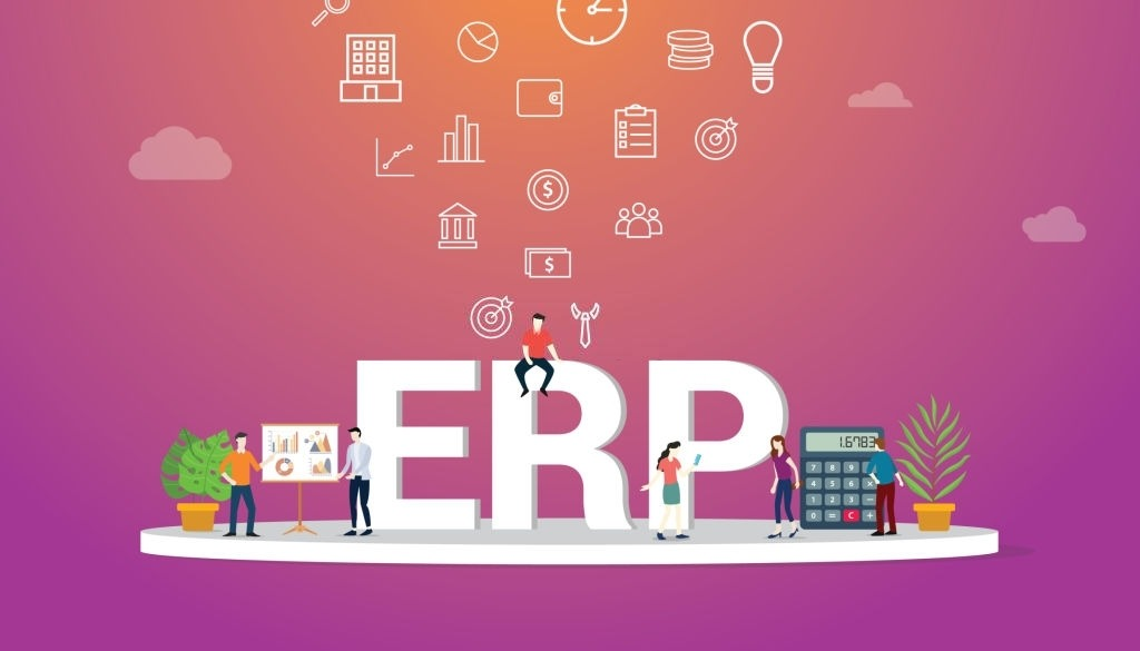 ERP Based Service Support