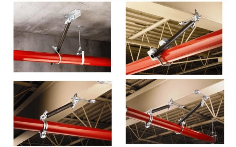 Seismic Resistant Bracing System